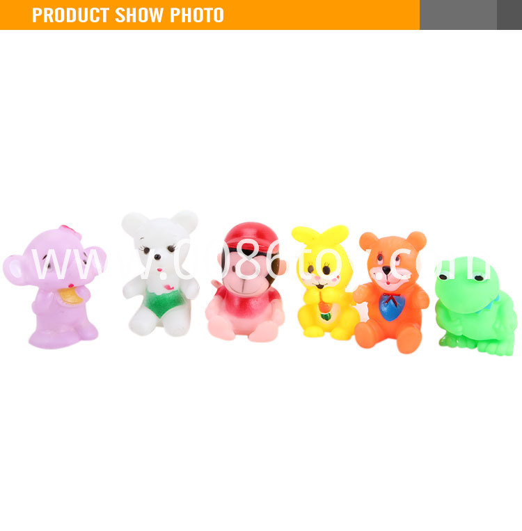 children rubber toys1