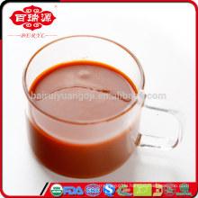 Süße saftige goji Beere organische goji Saft goji Nebenwirkungen