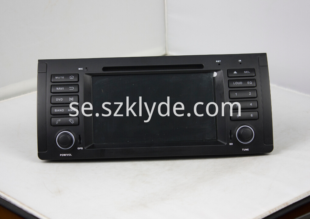 Radio Stereo Auto Electronics for BMW