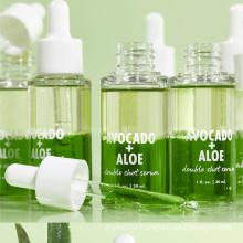 Wholesale Keep Skin Youthful Face C Vitamin Serum OEM ODM Facial Collagen Moisturizing Essence Lift Firming Anti-Aging Anti-Wrinkles Avocado Face Serum