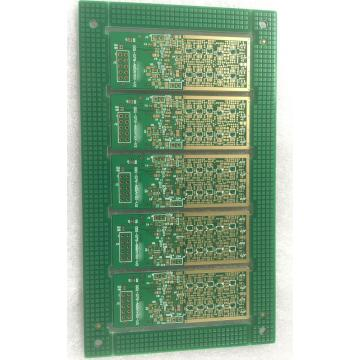 4 couche 2.4mm 2OZ smd a mené la disposition de carte PCB