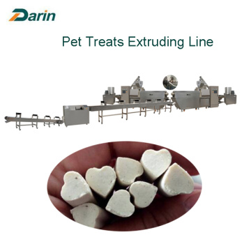 Knot Bone Dog Food Extruding lijn