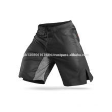 Custom made MMA crossfit shorts for mens and women sports wear