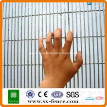 ISO9001 fabricant professionnel Anping Shunxing Factory 358 clôture en treillis métallique