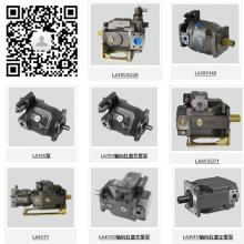 Pompe hydraulique haute pression et standard Rexroth