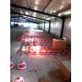Instalação de equipamentos de exploração avícola para projectos chave na mão em Moçambique