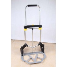 Aluminium luggage cart