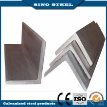 Ss400 grau quente laminados de aço cantoneira com certificado ISO 9001