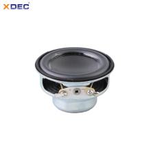 IPX7 impermeable 40mm 4ohm 5w altavoz de baño