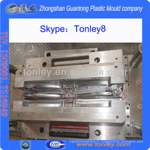 moule d'injection plastique acrylique transparent