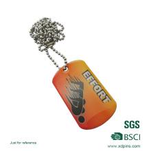 Etiqueta quente BRITÂNICA do animal de estimação da pata do brilho da venda com certificação de BSCI
