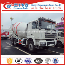 SHACMAN F3000 LKW Betonmischung mit 8 ~ 10cbm Kapazität zum Verkauf