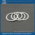 Anilhas de vedação Anilhas de anilha e anéis de apoio