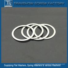 Rondelles d'étanchéité Anneaux de calage et anneaux de support