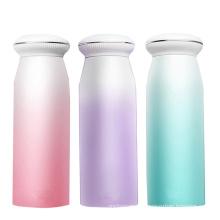 Botella de agua elegante del acero inoxidable cambiante 304 para las mujeres