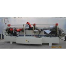 Machine à bandes à quai d'estampage à chaud pour les portes