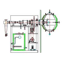 Sterile Single-Arm Rotary Vacuum Dryer
