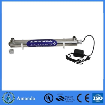 China High Efficiency UV Water Sterilization Systems