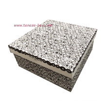Christmas Rigid Paper Cardboard Packaging Gift Box for Cosmetic, Tea