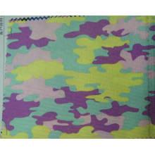 Tissu imprimé par polyester 900d avec le revêtement d'unité centrale