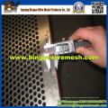 Metal perforado galvanizado para tamices