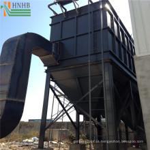 Alojamento do saco do filtro de ar para a caldeira da central eléctrica
