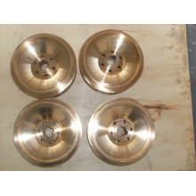 Bronze Vertical Turbine Pump Impeller (bronze C90500)