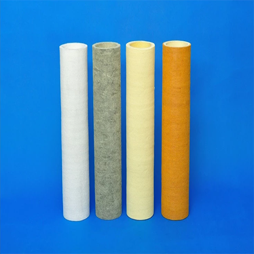 High Temperature Felt Roller Tube Kevlar With Carbon Mixture