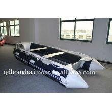 Venda de barcos de pesca inflável de PVC