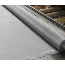 Malha de arame de aço inoxidável exportador