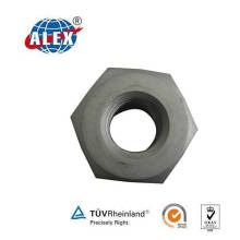 Track Fasteners Hex Locking Nut