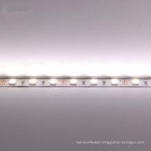 indoor IP20 pure white SMD 5050 24v 60 led per meter flexible led strip light
