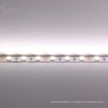 крытое IP20 чистый белый SMD 5050 на 24V 60 LED на метр гибкие светодиодные полосы света