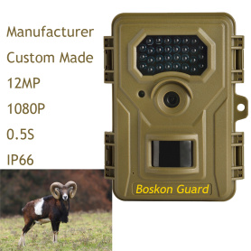 Animal Cameras for Outdoors Nature Capture