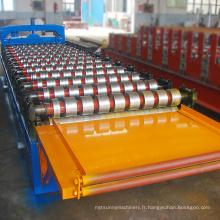 Super qualité personnalisée longueur longueur toiture machine