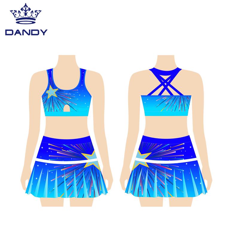 cheer uniforms all star