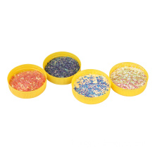 biodegradable glitter wholesale bulk glitter for Printing leather Fabric