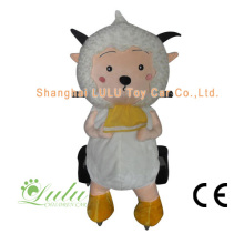 Lazy Goat Animal Rider Coin Operated Machine