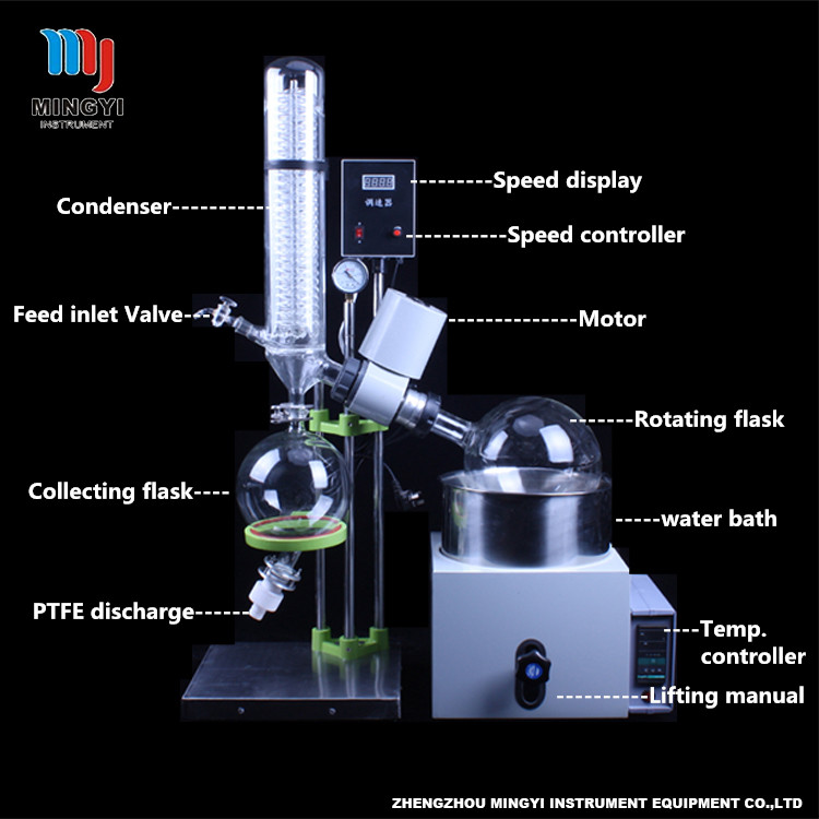 rotary evaporator 5l