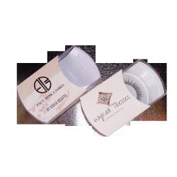 Private Label Matte Eyelashes Box