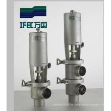 Válvula de reversión Penumática Asepsis Sanitaria (IFEC-PR100003)