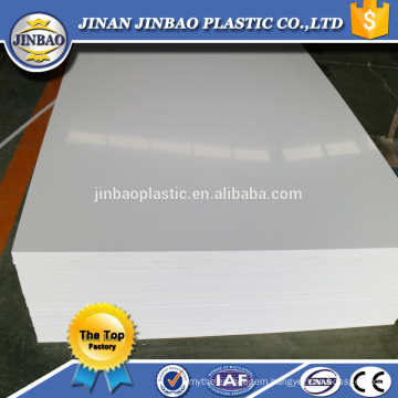 4x8 foot 1.22x2.44m 5mm 8mm black pvc rigid sheet for medicine