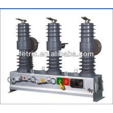 12KV poste montado disyuntor vacío/VCB