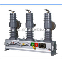 12kv pole mounted vacuum circuit breaker/VCB