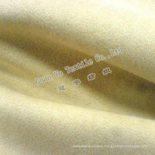 Polyester Embossed Soft Velvet Suede Curtain / Sofa Fabric