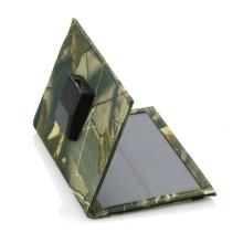 5V 3W faltbare Sonnenkollektor-faltende Solaraufladeeinheit
