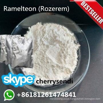 99.5% Purity Ramelteon (Rozerem) Powder CAS 196597-26-9 Sleep Agent Insomnia