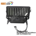 144W Addressable DMX LED Flood Light Profile