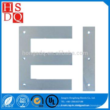 Tôle d'acier triphasée électrique pour la stratification de noyau de transformateur