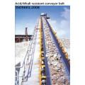 Courroie de caoutchouc résistant aux alcalis acide résistant à la Corrosion